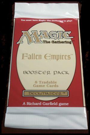 fallen empires booster